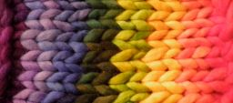 Rainbow pack of roving