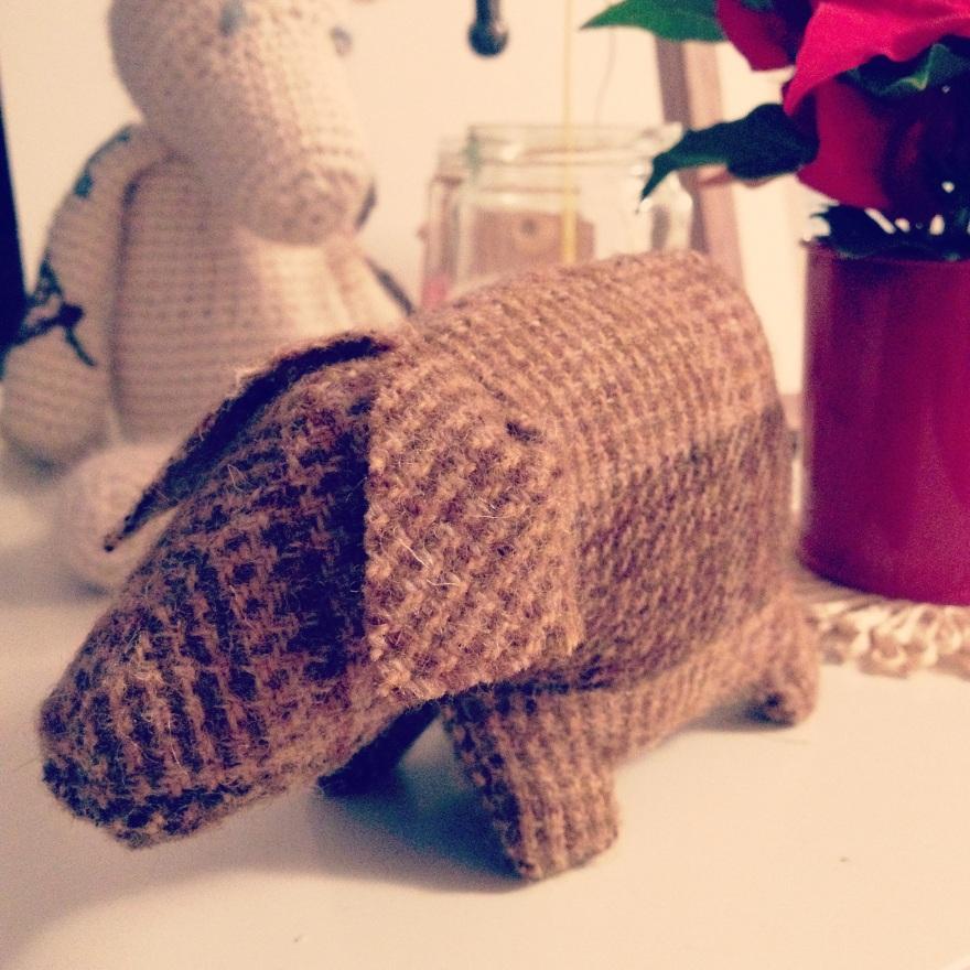 IMG_5335Tweed pincushion pig